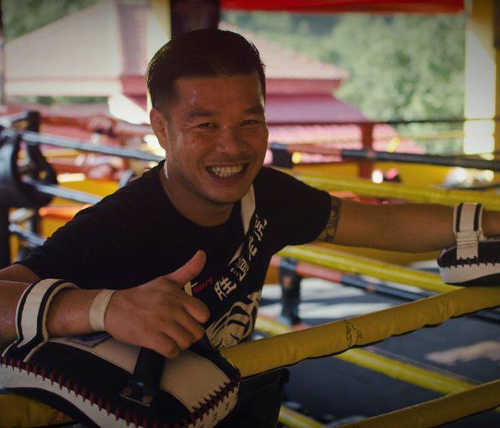 "(Italiano) ""Meet kru Tid"": un istruttore thailandese nel Bel Paese"