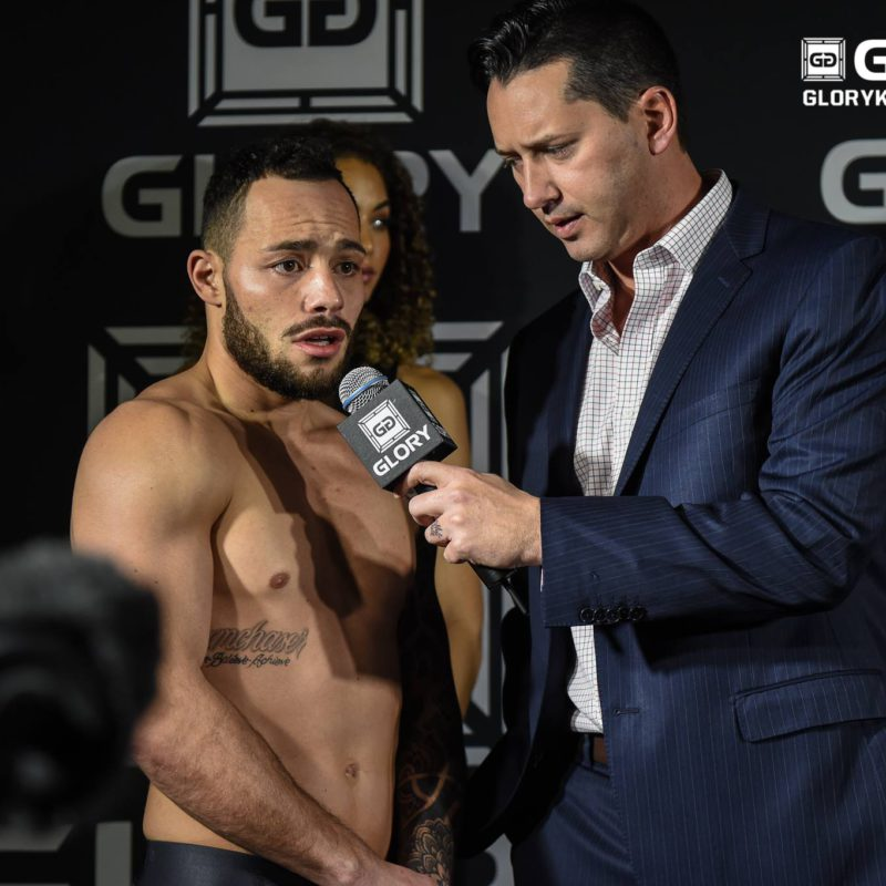 Video & Results: Glory 37 – Van Roosmalen wins by KO but loses Glory belt – 20/01/17