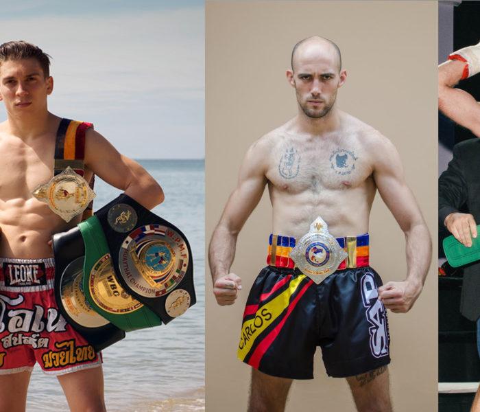 """(Italiano) Mathias Gallo Cassarino e Carlos Coello Canales: dalla Thailandia a """"Thai Boxe Mania"""" con furore!"""