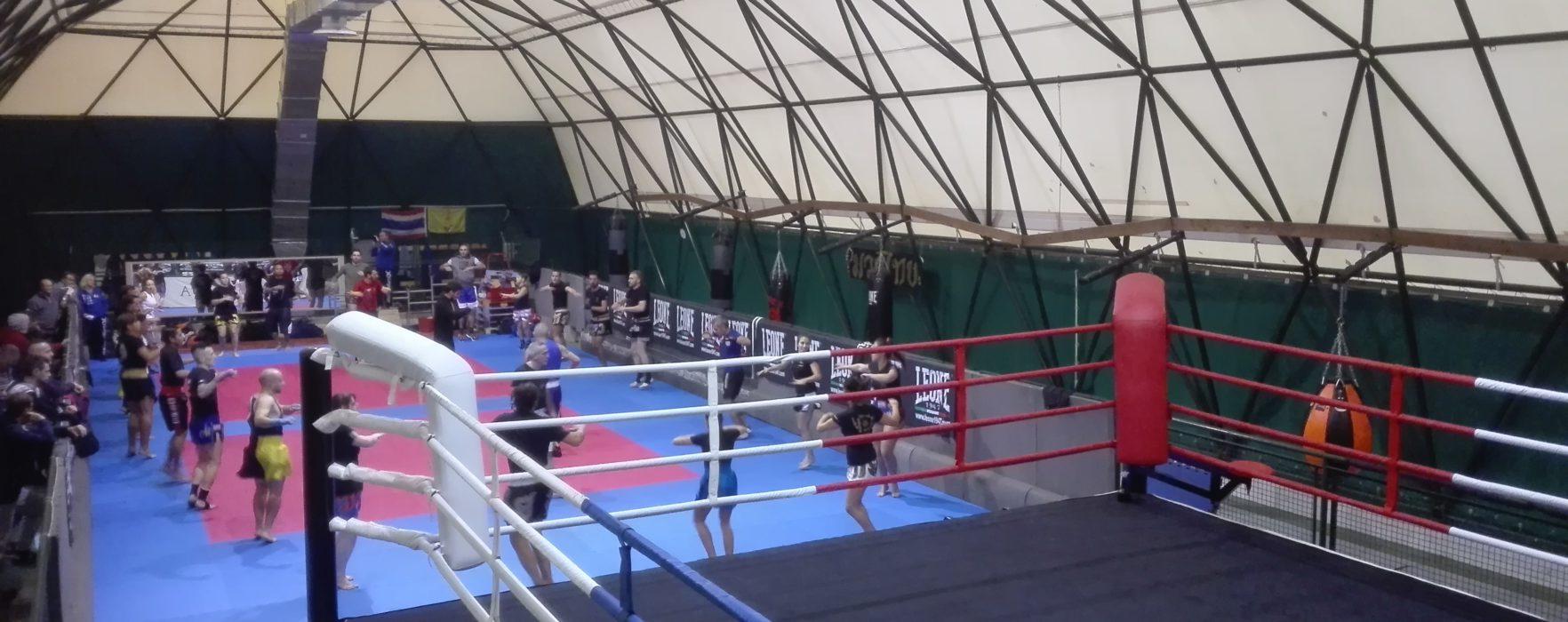 Il Palakombat di Arese: un tempo dedicato a Muay Thai e Kick Boxing alle porte di Milano