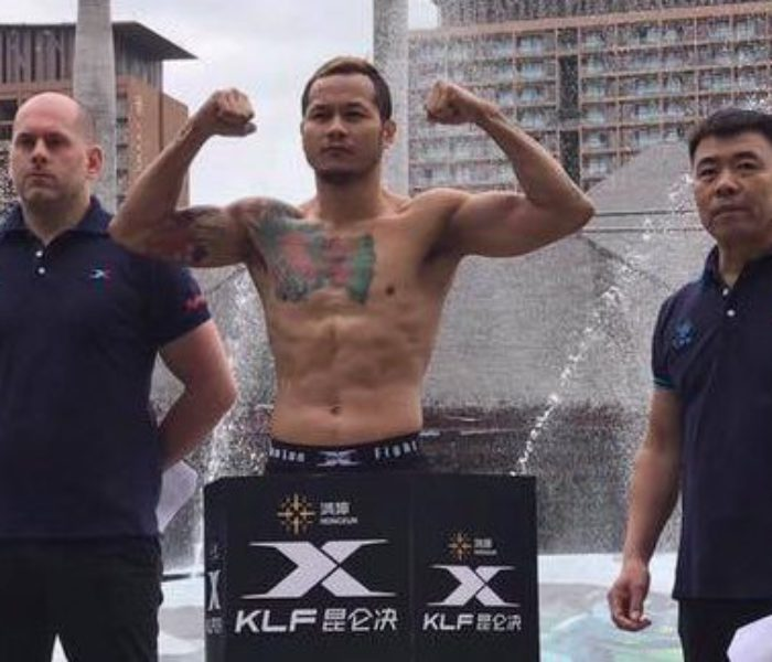 Card: Yodsaenklai is back! Kunlun fight 57 – 26.02.17