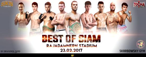 Best of Siam 10 Raja 23 02 17