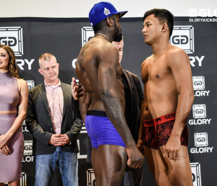 (English) Live Results & Video: Glory 38 Chicago