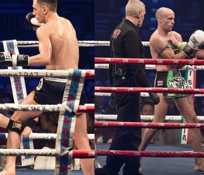 """(Italiano) Roberto Gallo Cassarino commenta il risultato dei suoi atleti a """"Thai Boxe Mania"""""""