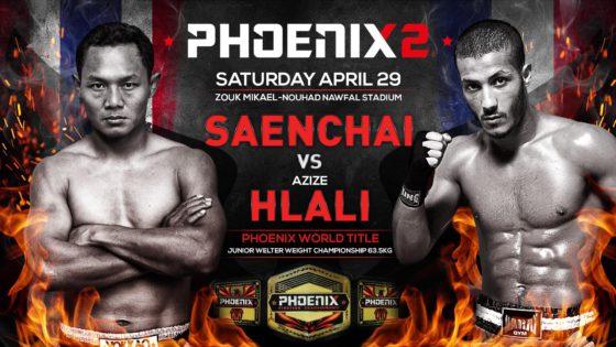 Saenchai vs Hlali Phoenix 2
