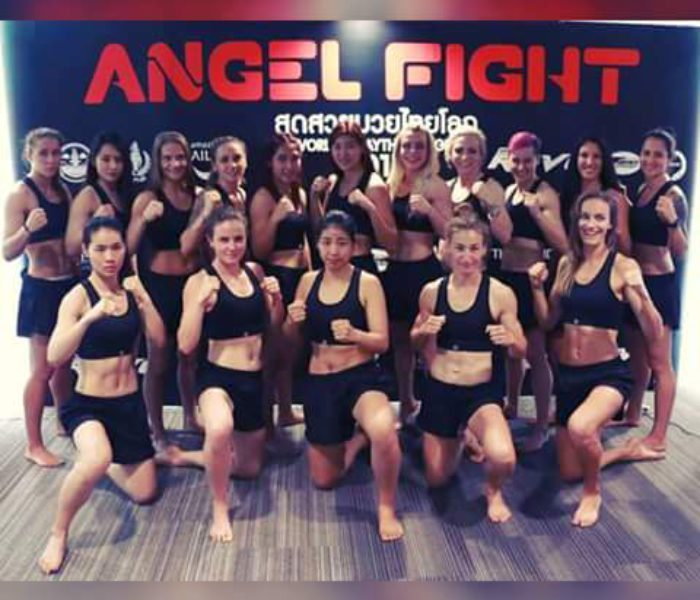 Live Stream: Angel Fight 2017