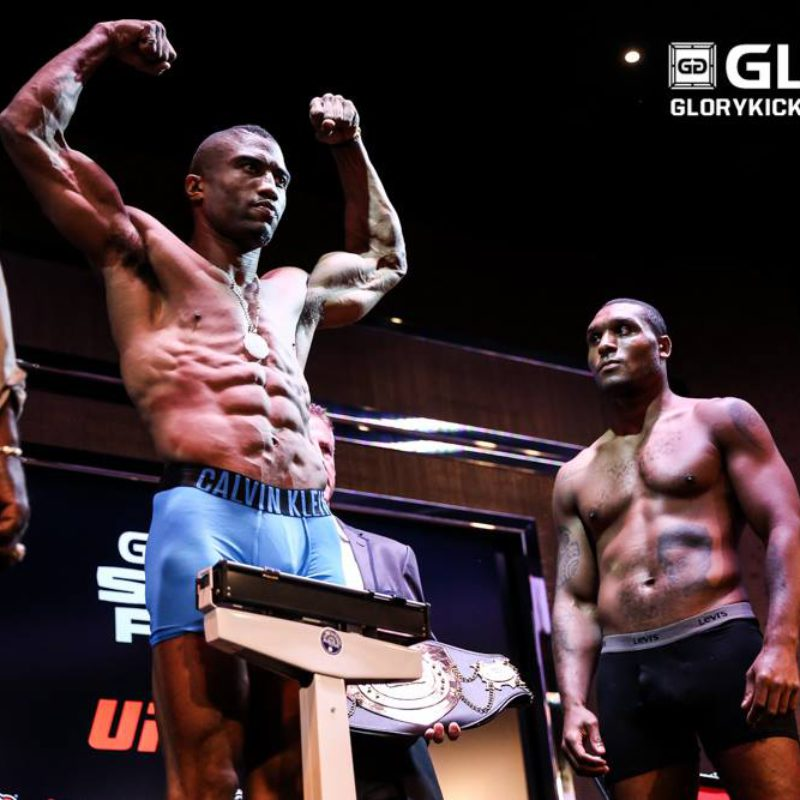 Card: Glory 40 Copenhagen – Wilnis vs Marcus, Larsen vs Yodkhunpon – 29 April 2017