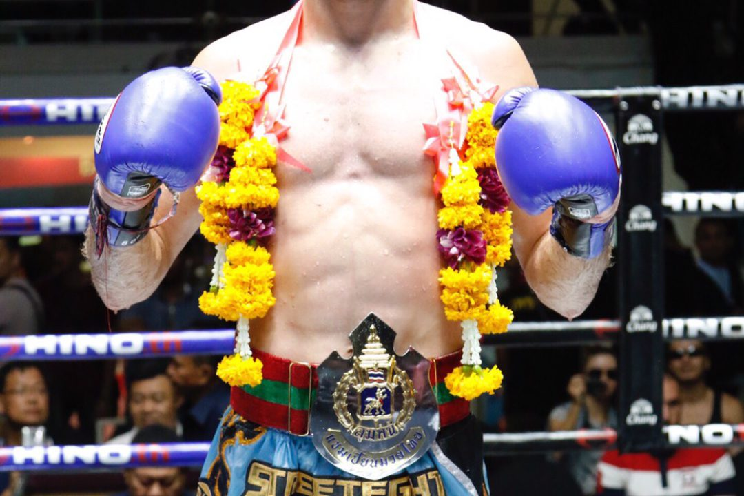 Another farang wins Lumpinee belt: the triumph of Rafi Bohic