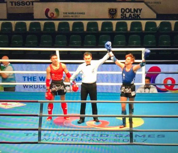 IFMA World Games Flash News : Manasak (TH) defeated by Martinez (SP)