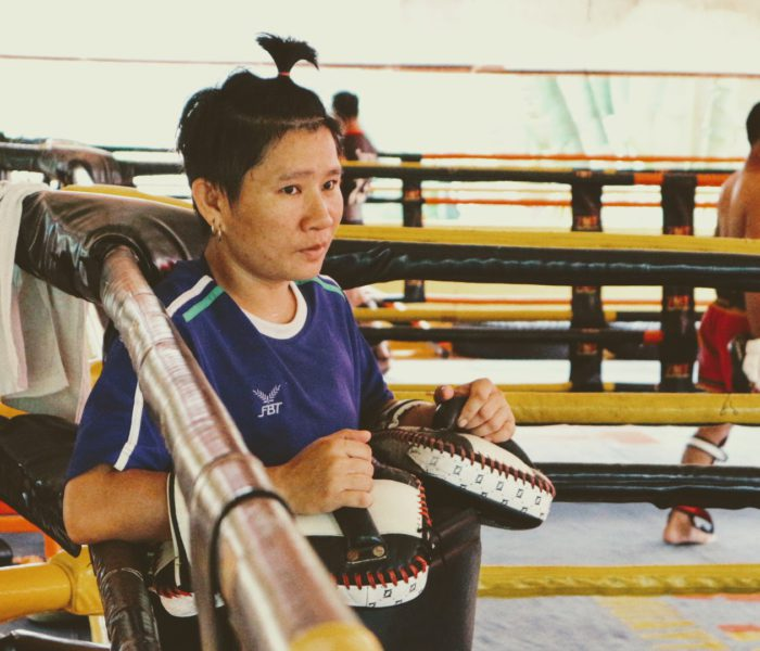 The rise of female Muay Thai trainers in Thailand