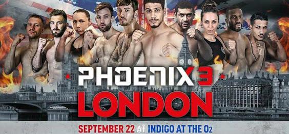 Phoenix 3 London