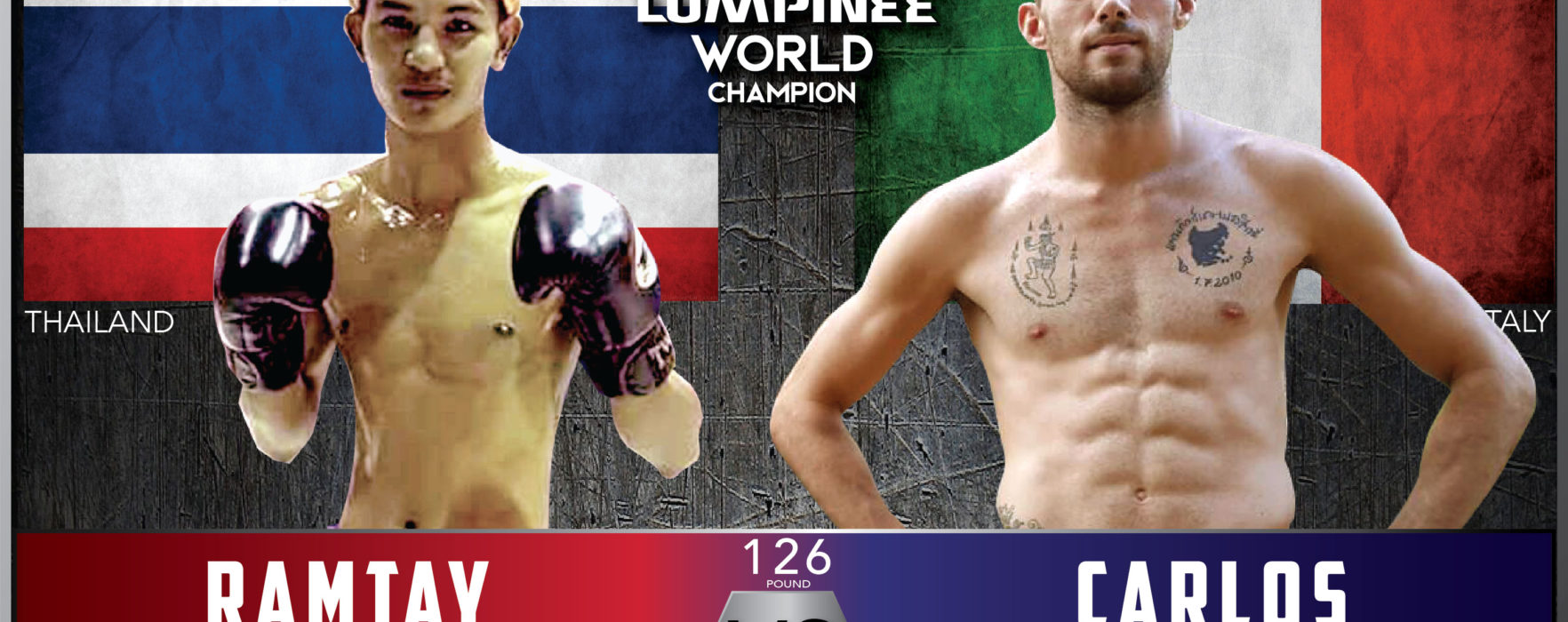 """Lumpinee World Champion"" every Saturday at Lumpinee Stadium"