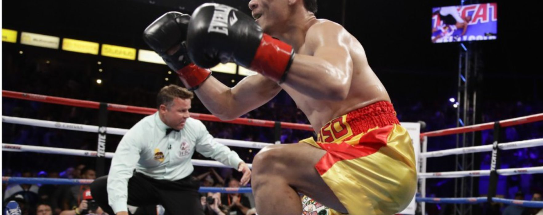 Not just Muay Thai: Srisaket Sor Rungvisai, the Thai who shocked the boxing world