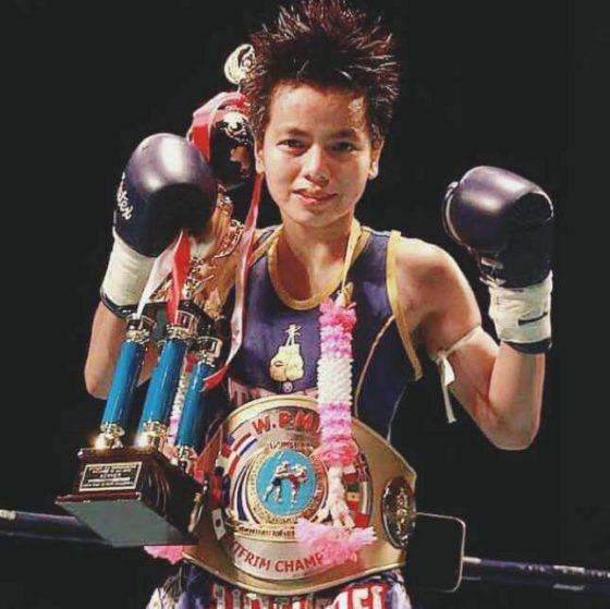 Muay Thai japan girls (2)