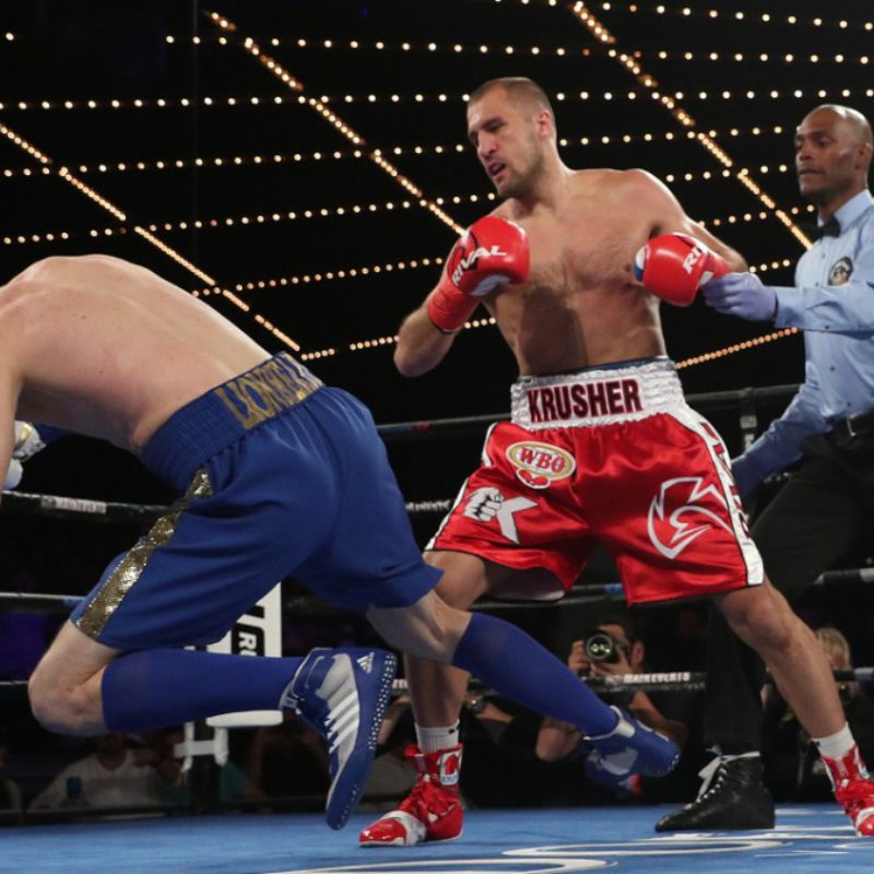 Western boxing: Kovalev comes back destroying Shabranskyy (highlights)