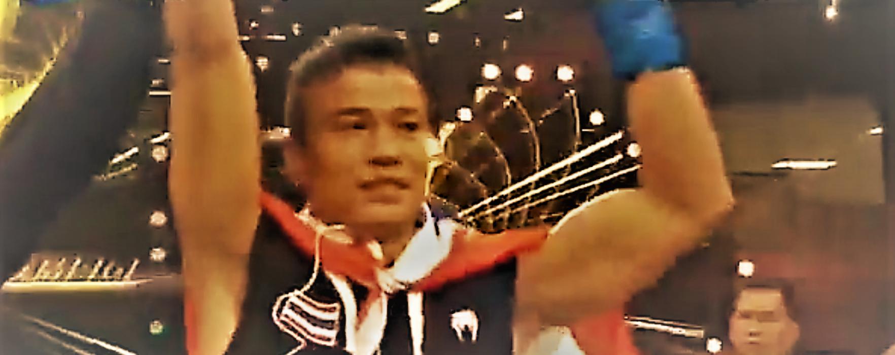 Flash News: Sittichai batte Yi Long per KO