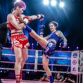 (English) Maria Lobo out from Muay Thai Angels Final