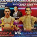 Welterweight Lumpini belt becomes a 'farang' job