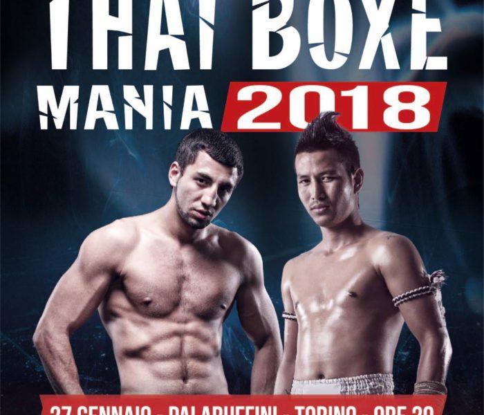 (English) Thai Boxe Mania 2018