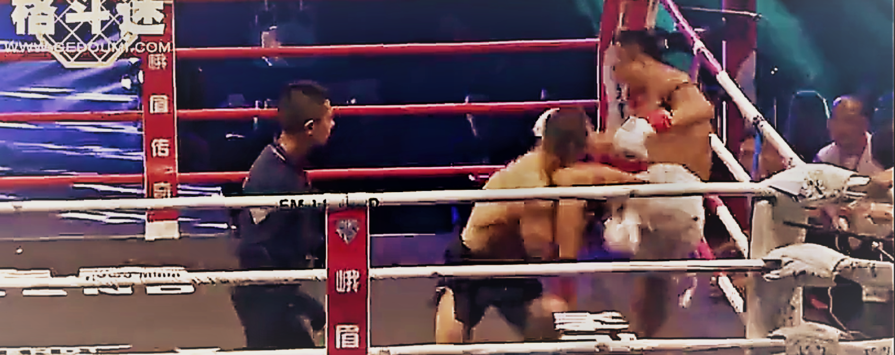 (English) China: Yodwicha won, Izequang KO