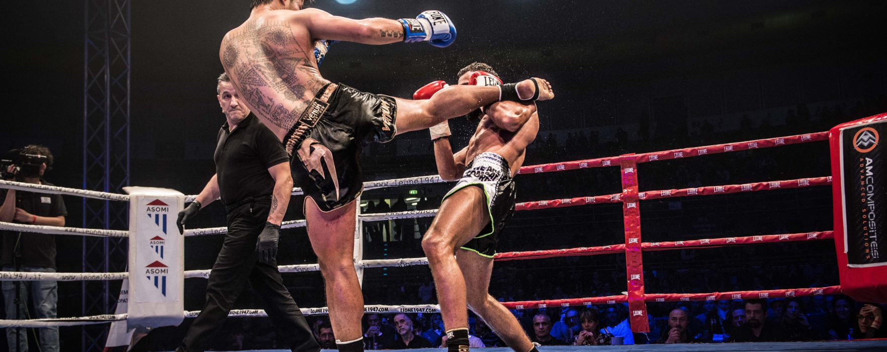 (English) Results of Thai Boxe Mania 2018 (Italy)