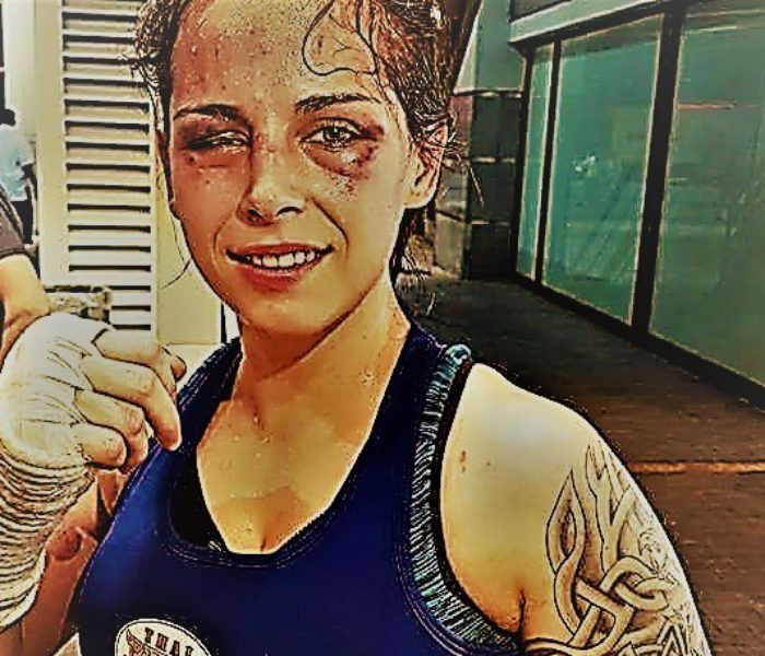 MBK Fight night: Kard Cheuk al femminile