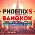 Phoenix #5 at Rajadamnern