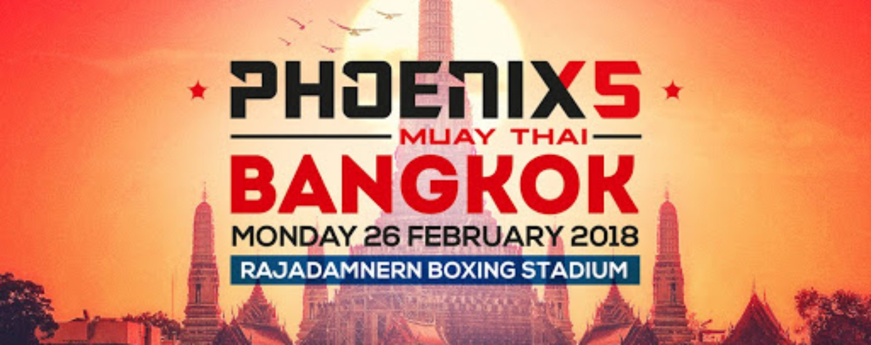 (English) Phoenix #5 at Rajadamnern