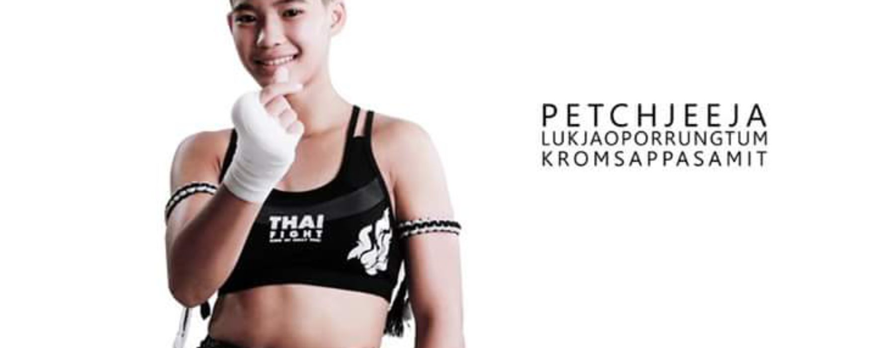 (English) Young Phenom Petchjeeja to join Thai Fight.