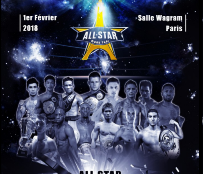 Results: All Star Muay Thai (France)