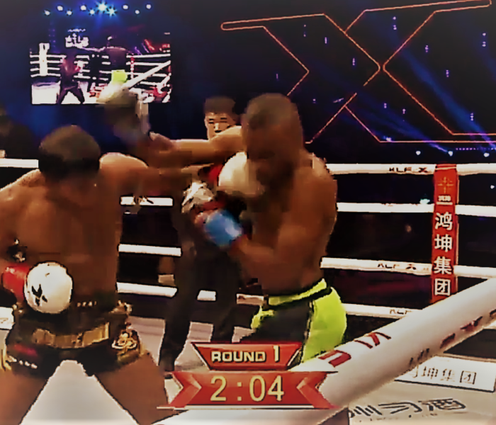 Video: Buakaw, Superbon|Kunlun Fight 69