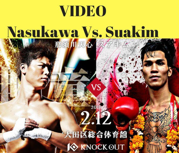 Knockout First Impact: Tenshin Nasukawa still protagonist