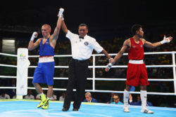boxe out of olimpic game 1
