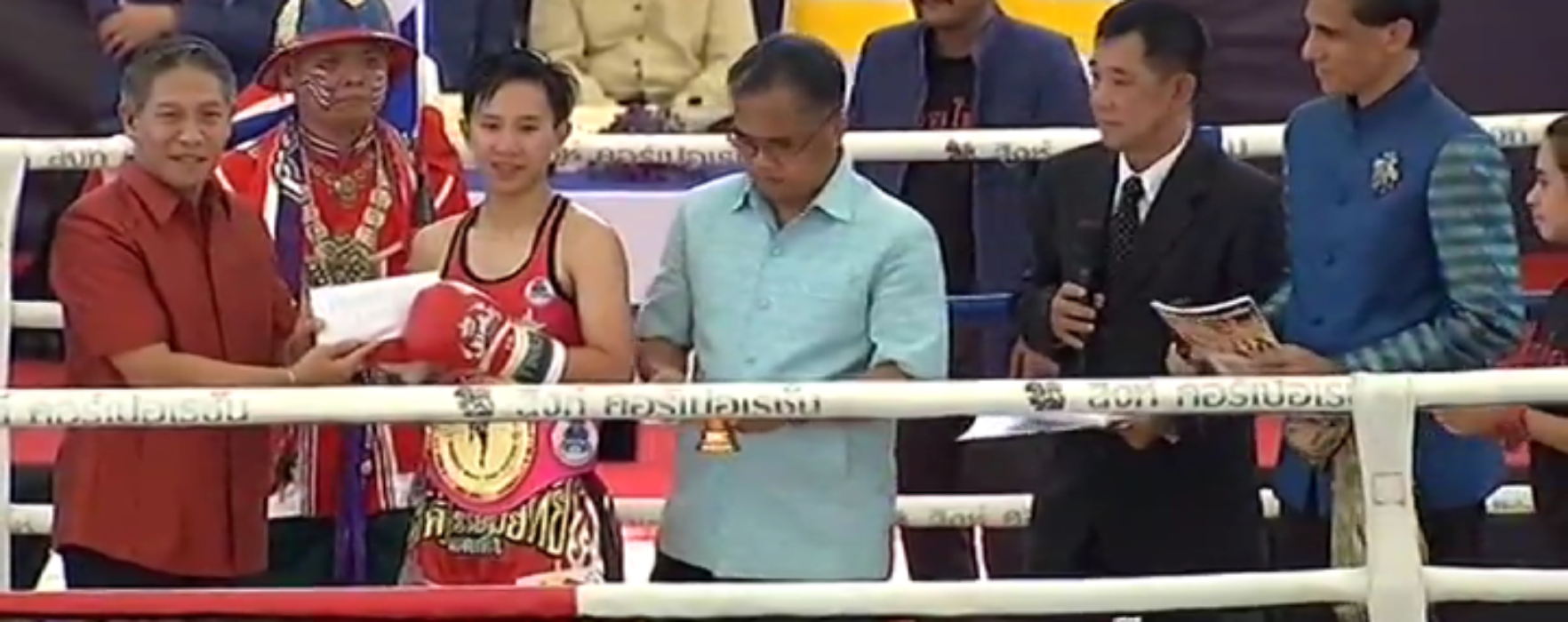 Thananchanok winner of female tournament in Ayutthaya