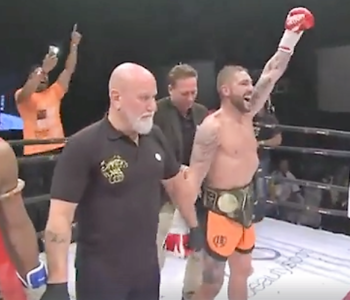 Video: Risco defeats Buakaw and defends Enfusion title