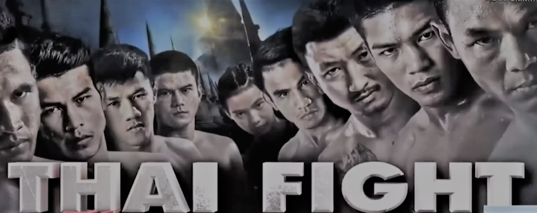 (English) Pakorn joins Thai fight