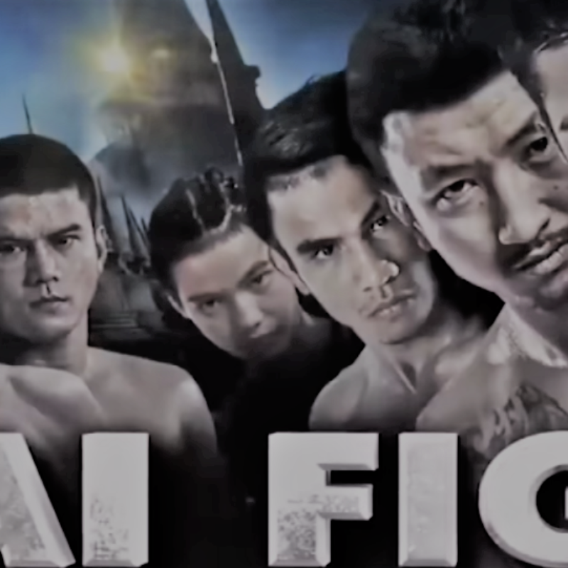 Pakorn entra nel Thai Fight