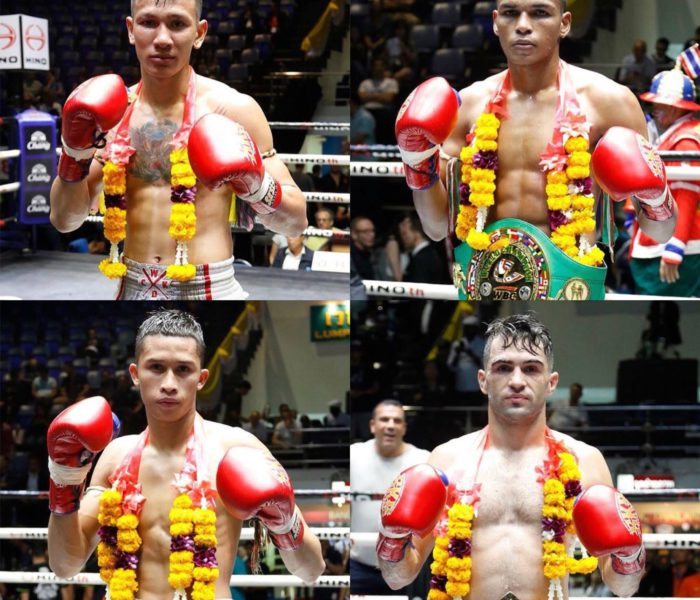 Video e riassunto dei match: Best of Siam al Lumpinee