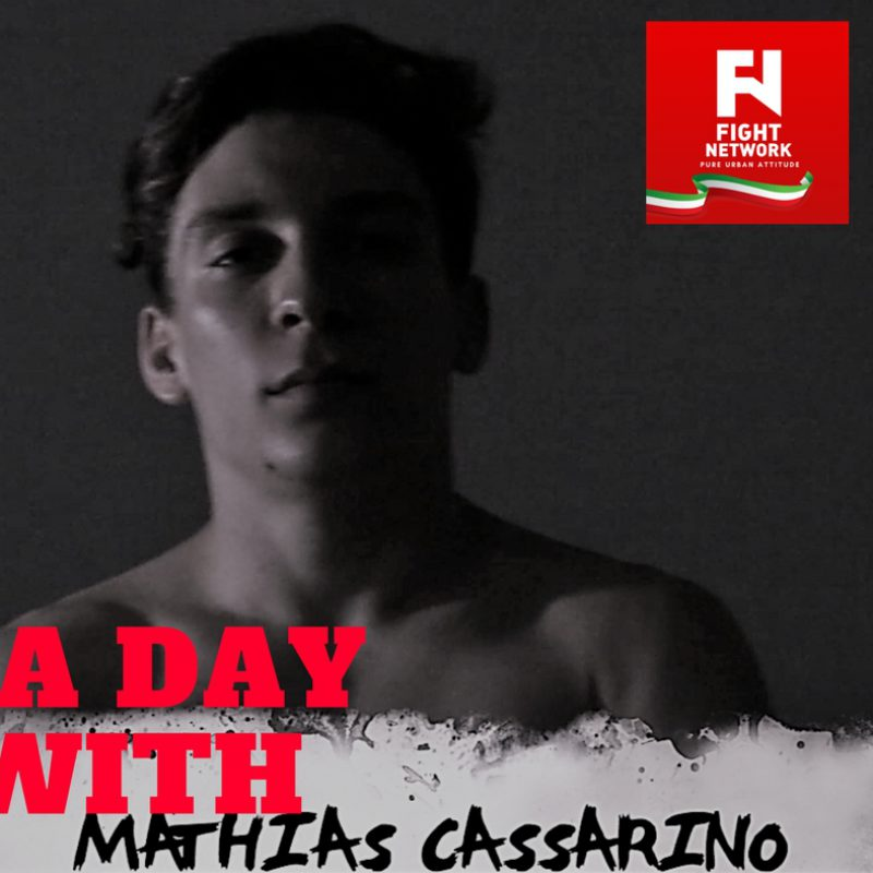 Video: Giornata tipo con Mathias Gallo Cassarino – Fight Network Italia