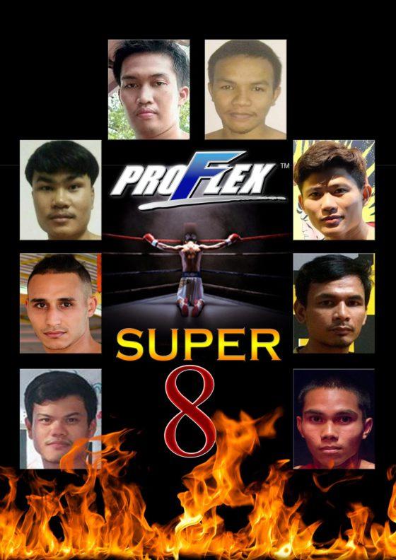 torneo a 8 con 7 thai e bakkali