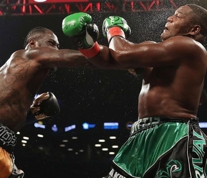 Western Boxing: Deontay Wilder demolishes Luis Ortiz and calls for Joshua