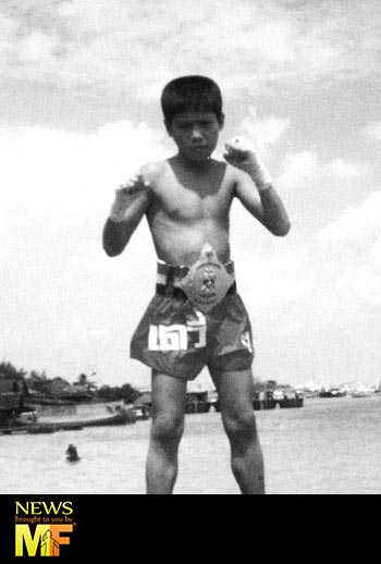 The Muay Thai Legends: Samart Payakaroon | Muay Farang ...